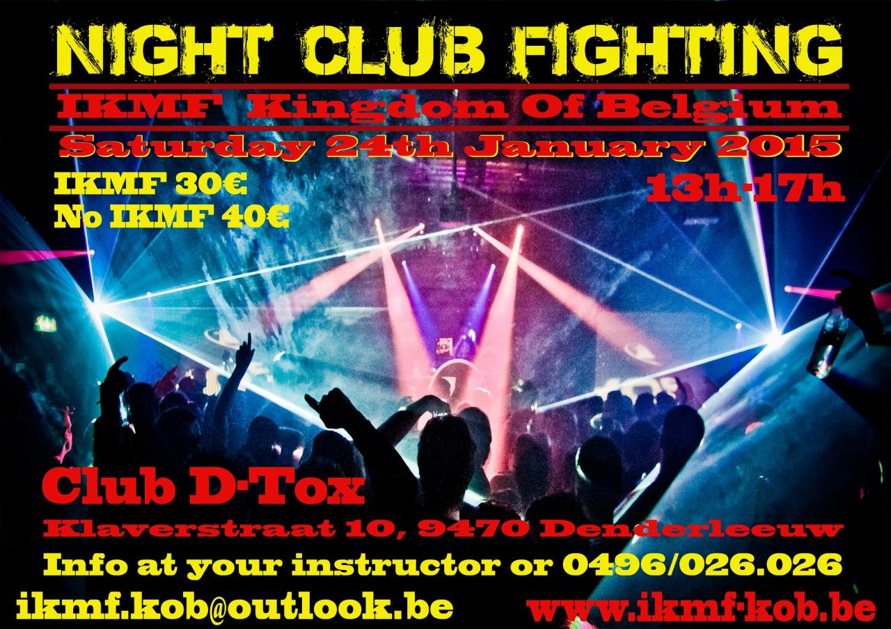 Night club fighting3